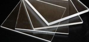 Органическое стекло ( оргстекло)